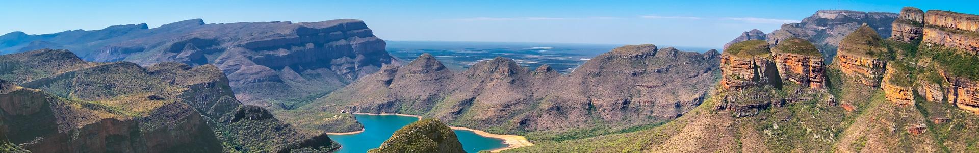 Reis naar Zuid-Afrika