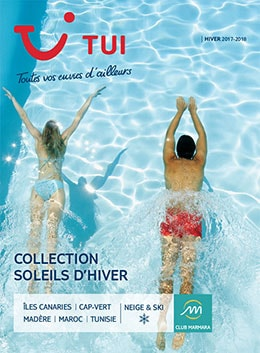 Collection soleils d'hiver 2017-2018