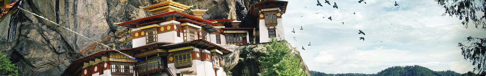 Voyage au Bhoutan - TUI