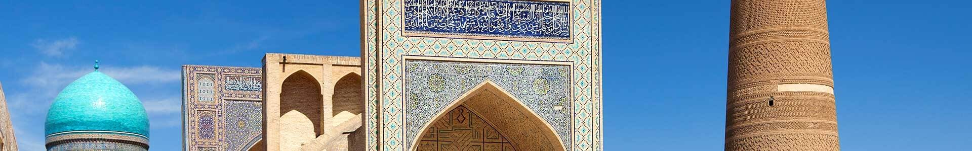 Voyage au Turkmenistan - TUI