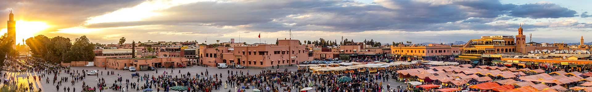 Voyage Marrakech - TUI