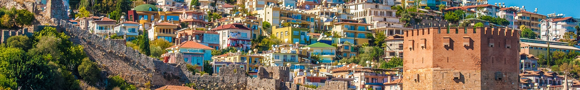 Voyage Antalya - TUI