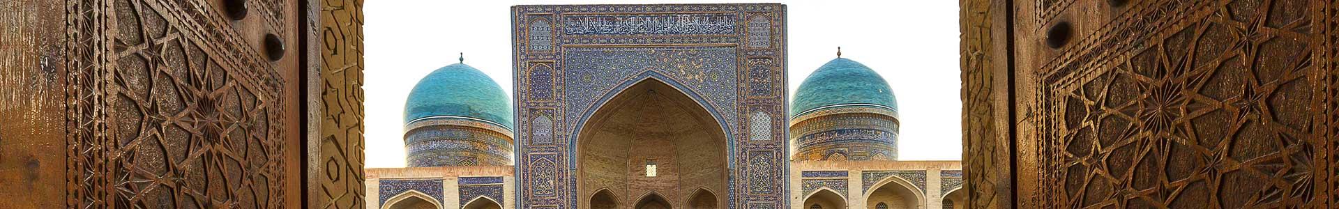 Voyage en Ouzbékistan - TUI