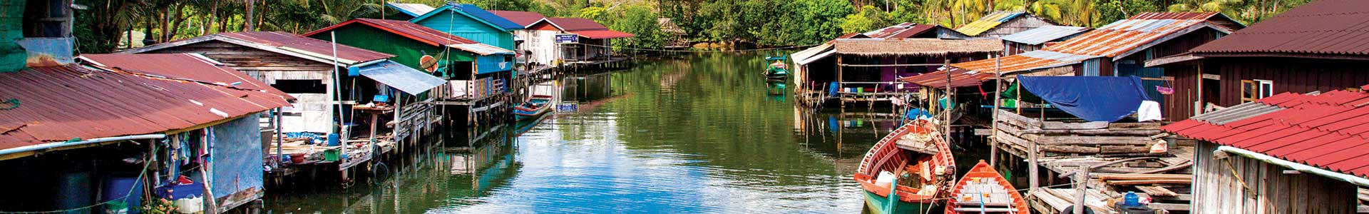Voyage au Cambodge - TUI