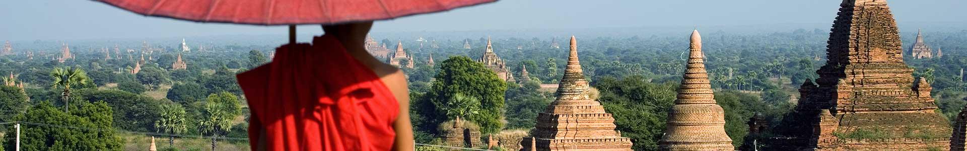 Voyage au Myanmar - TUI