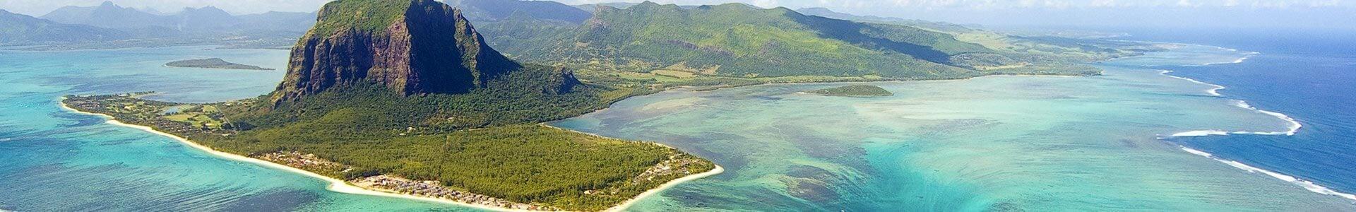 Voyage à l'ïle Maurice - TUI