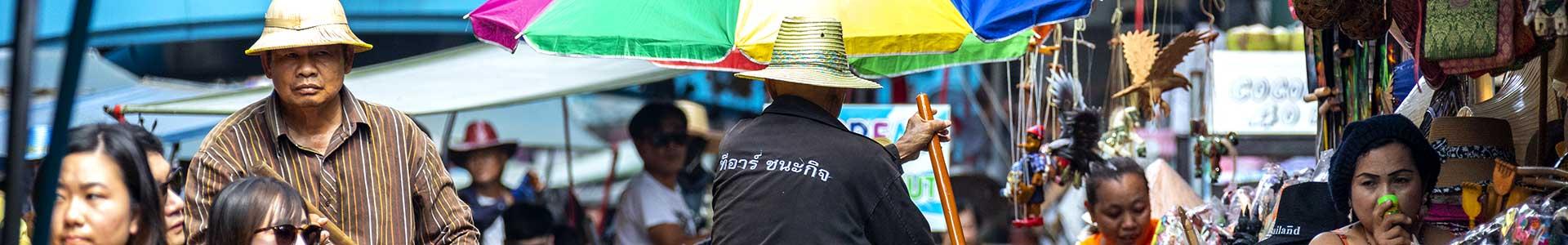 Quelle période pour aller à Bangkok ?