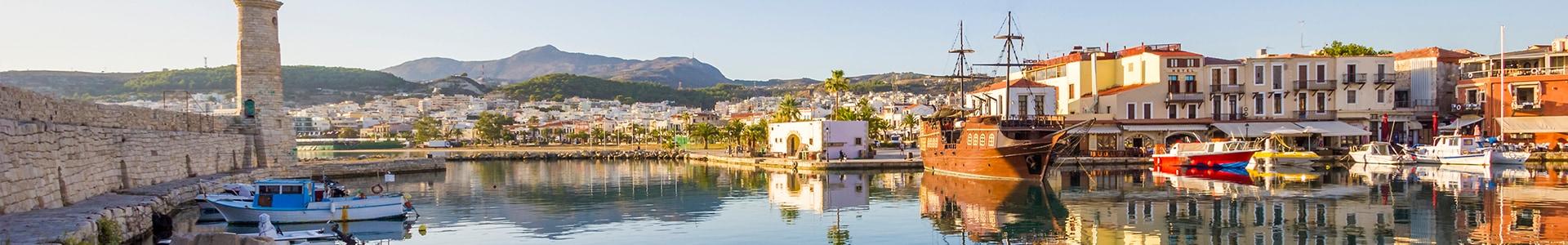 Voyage à Rethymnon