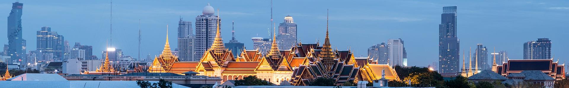 Voyage à Bangkok