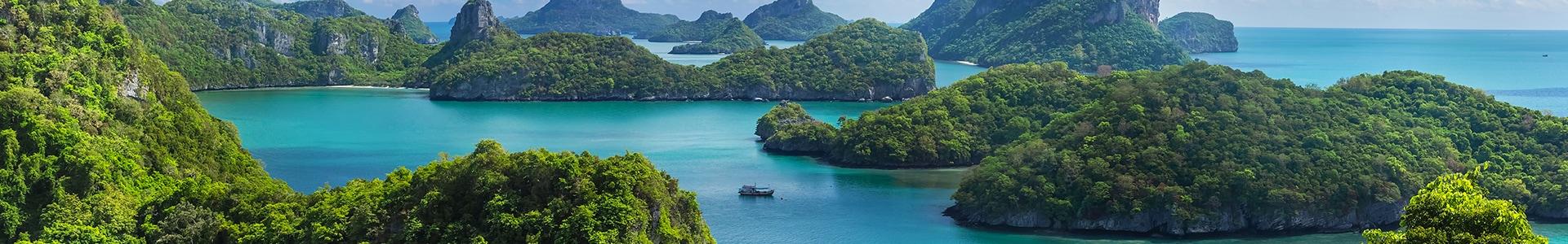 Quelle île de Thaïlande choisir