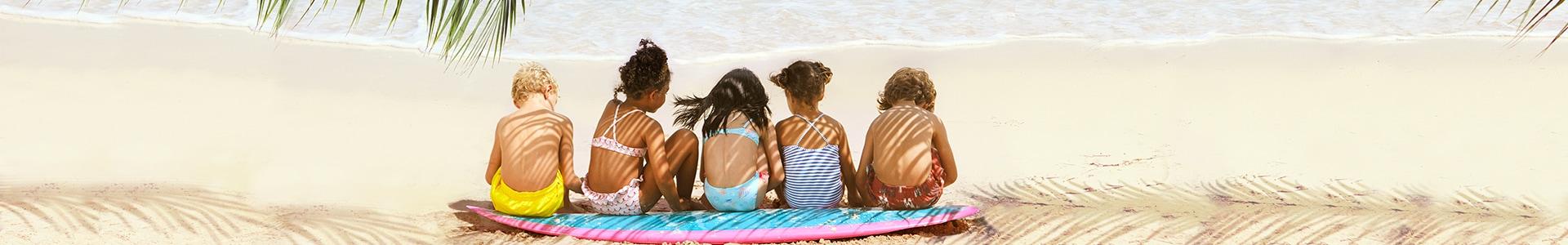 Vacances avec Club Enfant