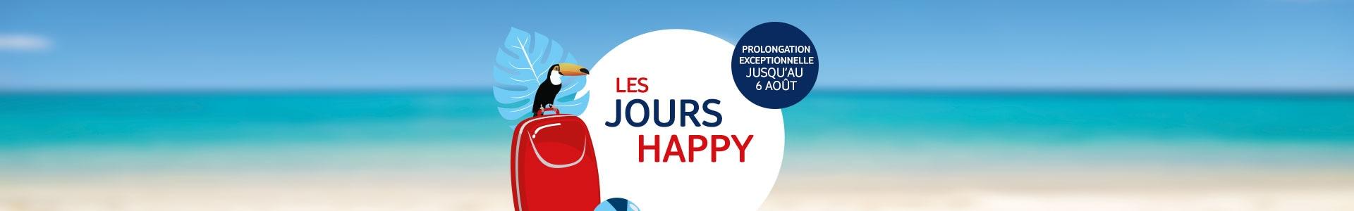 Les Jours Happy