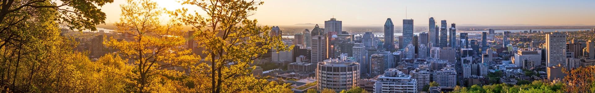 Voyage à Montréal