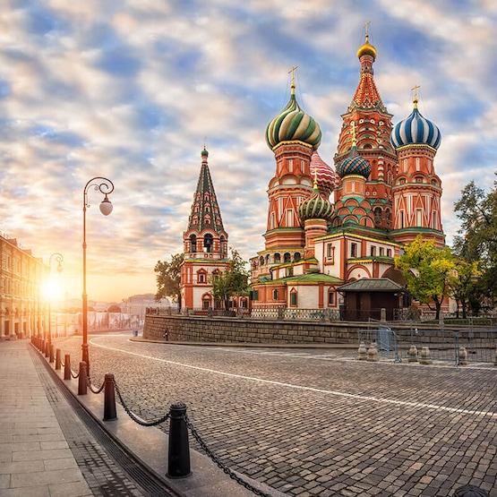 Voyages sur mesure en Russie - TUI