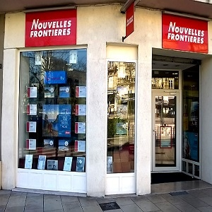 Agence de voyages nouvelles fronti res valence tui for Agence nouvelle frontiere