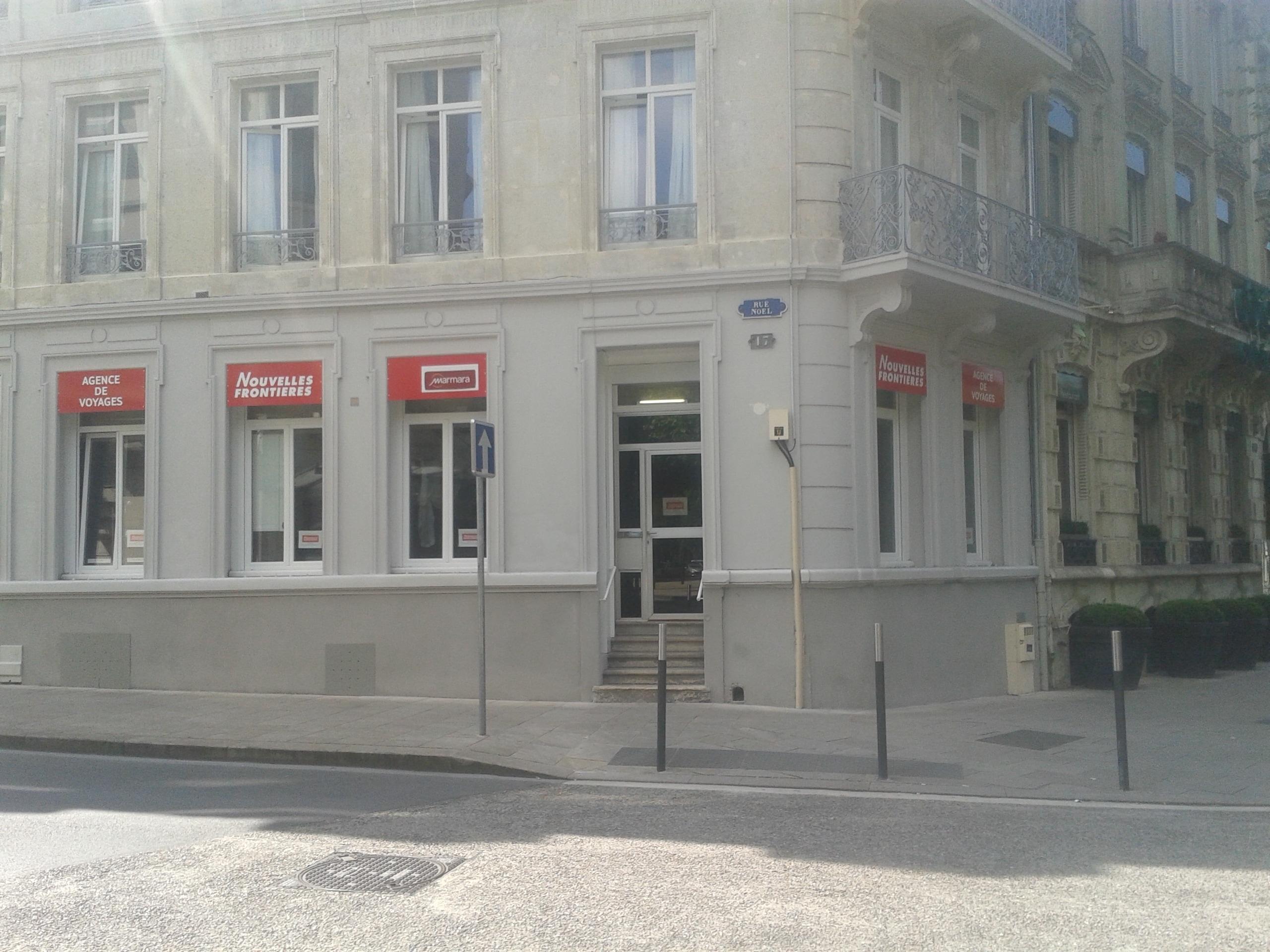 Agence de voyages nouvelles fronti res reims tui for Agence paysage reims