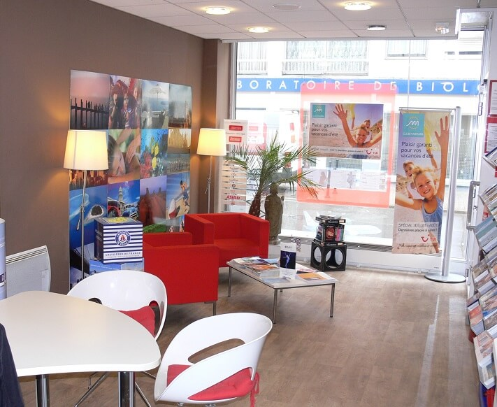 Agence de voyages nouvelles fronti res tourcoing tui for Agence nouvelle frontiere