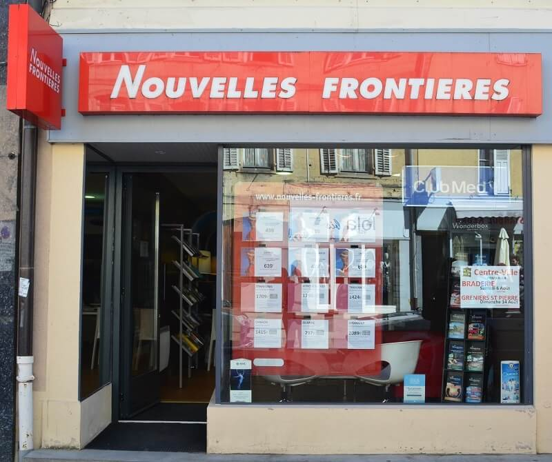Agence de voyages nouvelles fronti res pontarlier tui for Agence nouvelle frontiere