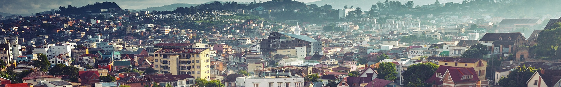 Vol Antananarivo - TUI