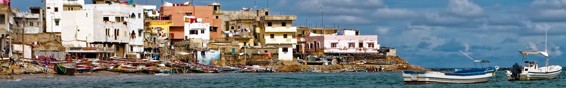 Vol Dakar - TUI