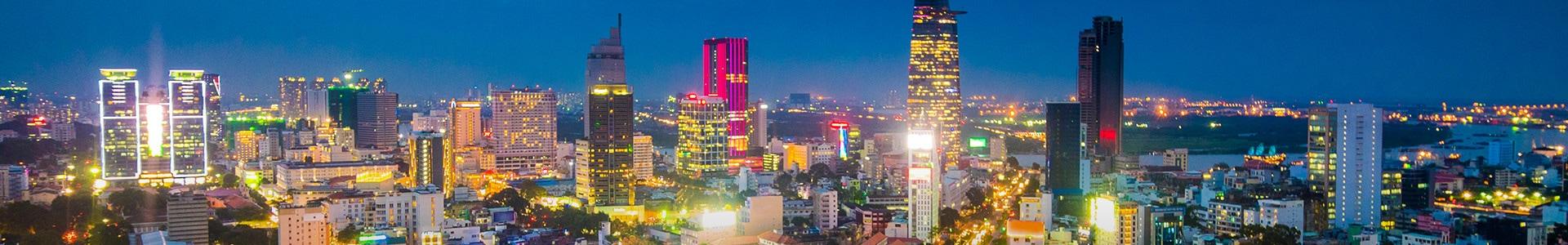 Vol Ho Chi Minh - TUI
