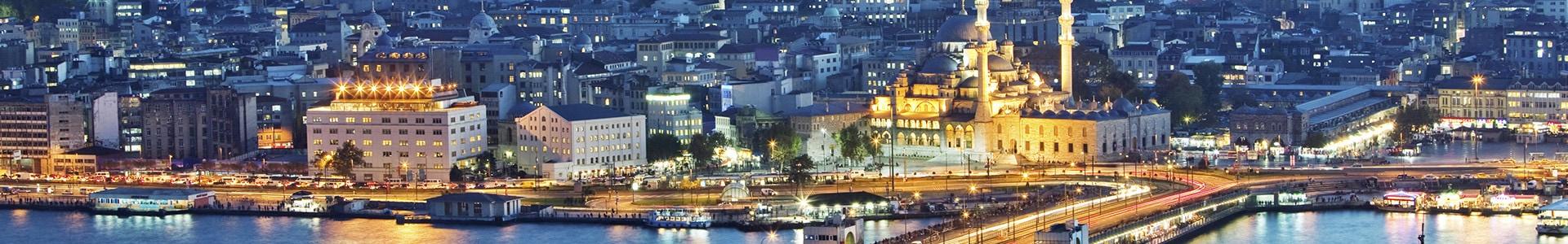 Vol Istanbul - TUI
