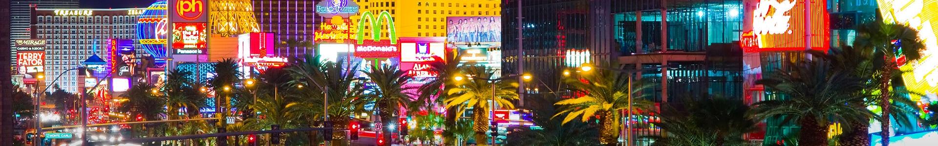 Vol Las Vegas - TUI