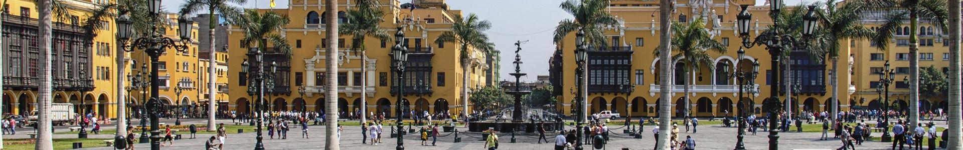 Vol Lima - TUI