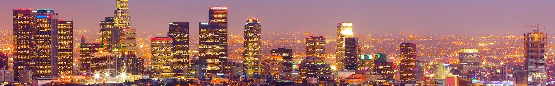 Vol Los Angeles - TUI