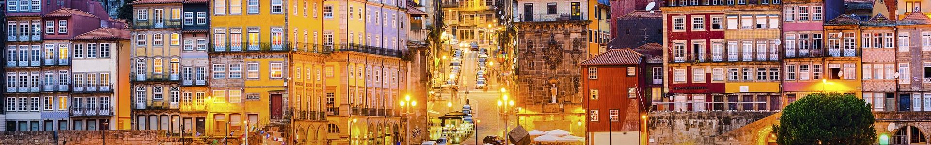 Vol Porto - TUI