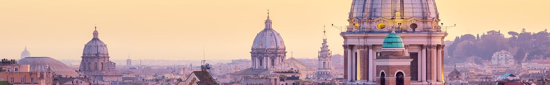 Vol Rome - TUI