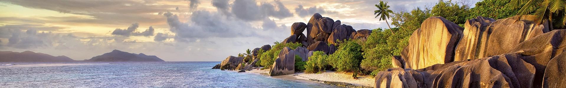 Vol Seychelles - TUI